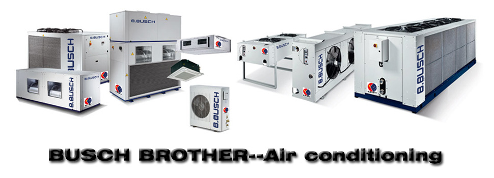 Busch brother-air conditioning